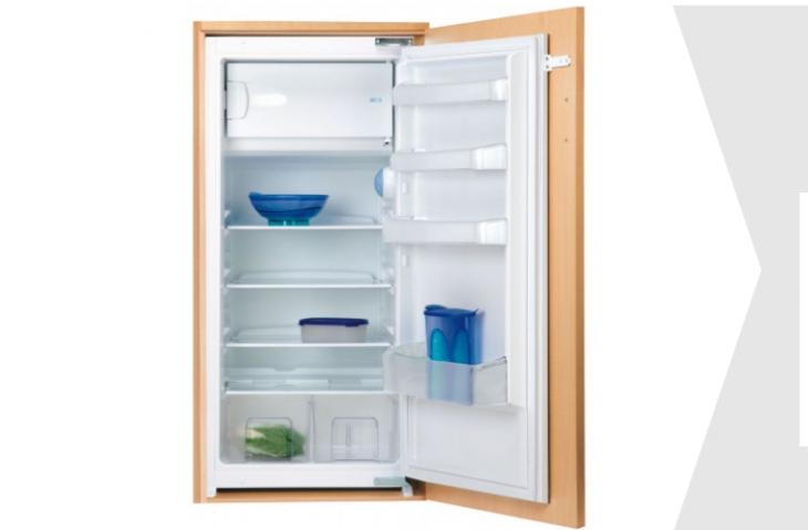 réfrigérateur mono porte intégrable  Beko
