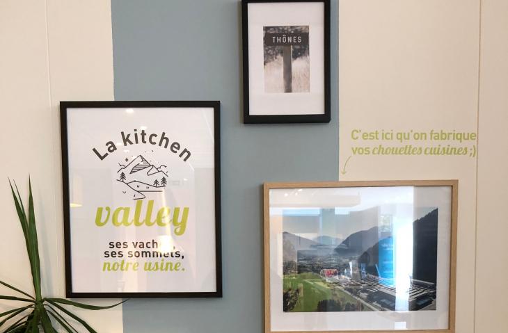 La Kitchen valley