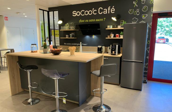 Avec ou sans sucre ? Notre nouveau SoCoo'c Café est servi !