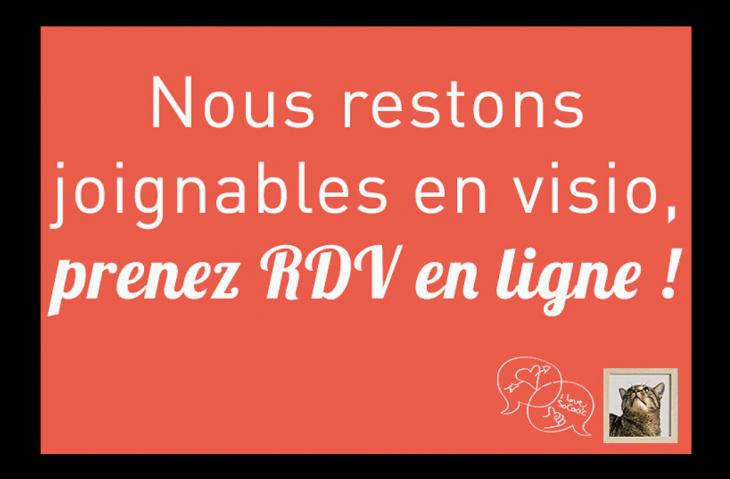 RDV EN LIGNE VISIO !!!!