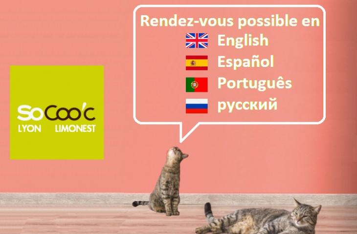 Pour toutes les langues !