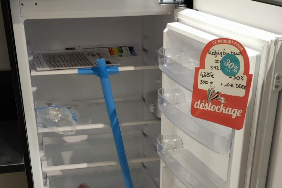 Réfrigérateur INDESIT tout utile