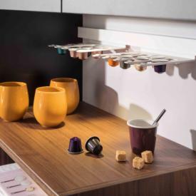 Cuisine avec accessoire Modulo porte-capsules