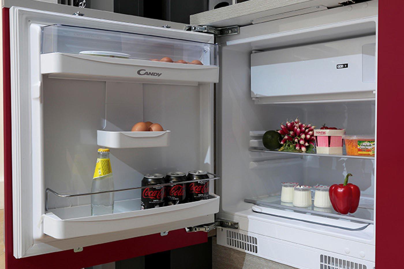 Cuisine équipée réfrigérateur