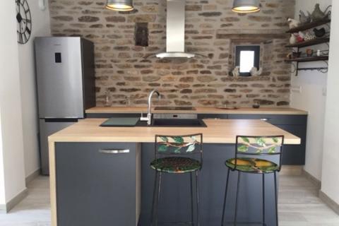 Témoignage client : Une cuisine moderne qui met en valeur le ...