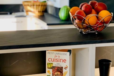 La cuisine de Mr & Mme D, une cuisine réalisée par SoCoo'c Pau