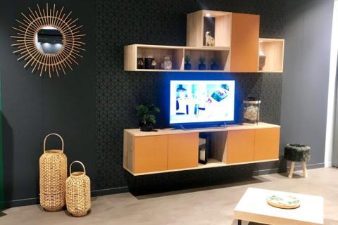 Les cuisines du showroom !, une cuisine réalisée par SoCoo'c Saint André De Cubzac