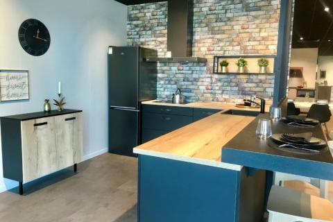 Les cuisines du showroom, une cuisine réalisée par SoCoo'c Saint André De Cubzac
