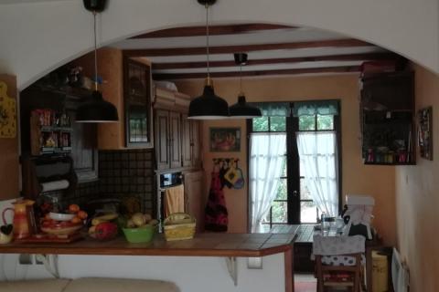 De l'ancien à l'industriel, la cuisine de Patrick, une cuisine réalisée par SoCoo'c Ste Geneviève des Bois