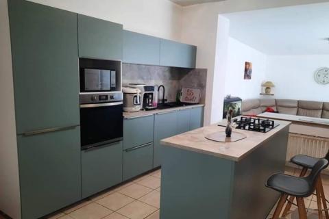 Bienvenue dans la #cuisine d'Aimé et Laetitia , une cuisine réalisée par SoCoo'c Valenciennes
