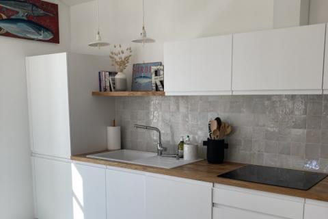 Une rénovation au top niveau!, une cuisine réalisée par SoCoo'c La Rochelle