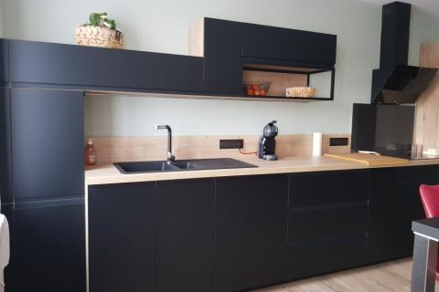 Bienvenue dans la cuisine de Jonathan et Bérangère, une cuisine réalisée par SoCoo'c Valenciennes