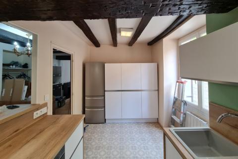 La cuisine de Cécile, une cuisine réalisée par SoCoo'c Châteauroux