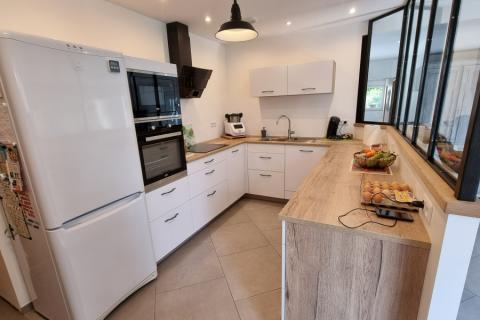 Bienvenue dans la cuisine de Cédric, une cuisine réalisée par SoCoo'c Valenciennes