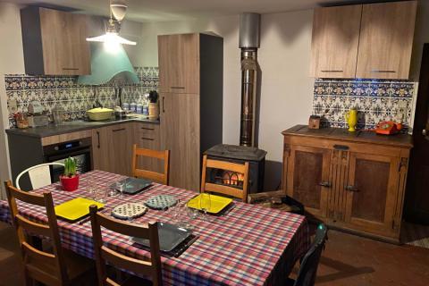 Une cuisine champêtre en Haute-Saône !, une cuisine réalisée par SoCoo'c Dole