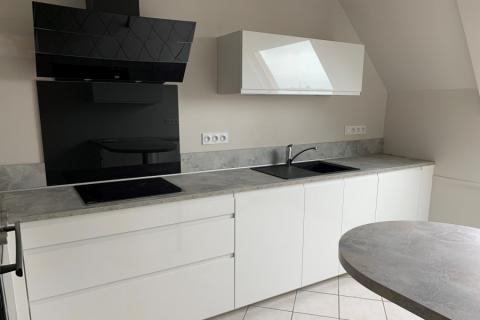 La cuisine de Geoffroy !, une cuisine réalisée par SoCoo'c Saumur