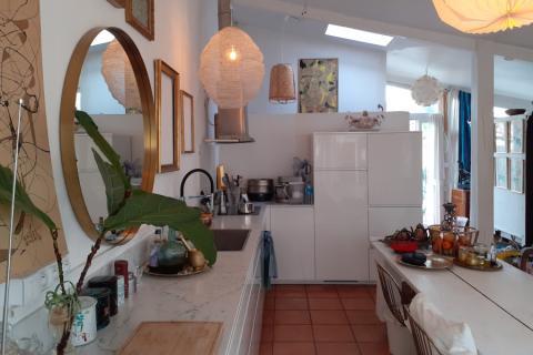Cuisine So bohème So chic, une cuisine réalisée par SoCoo'c Antibes
