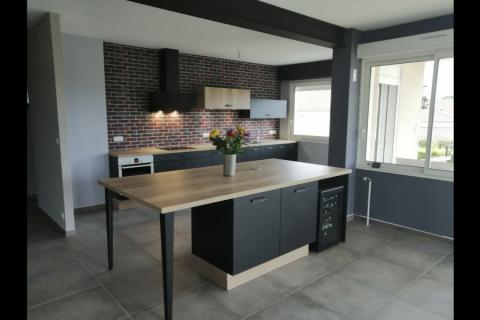 La cuisine de Sophie ! , une cuisine réalisée par SoCoo'c Saumur