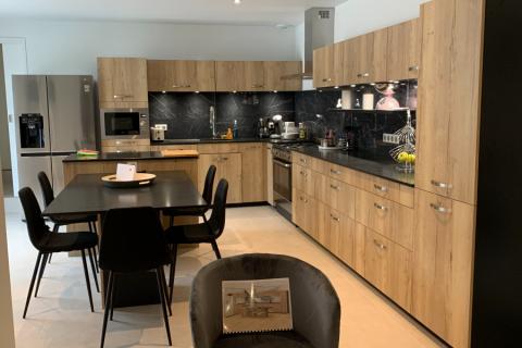 La cuisine de Xavier et Evelyne!, une cuisine réalisée par SoCoo'c Vannes