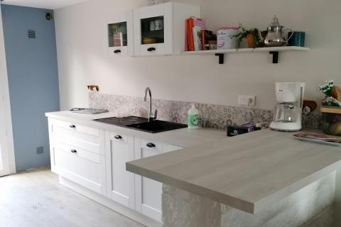 La cuisine de Julie, une cuisine réalisée par SoCoo'c Châteauroux