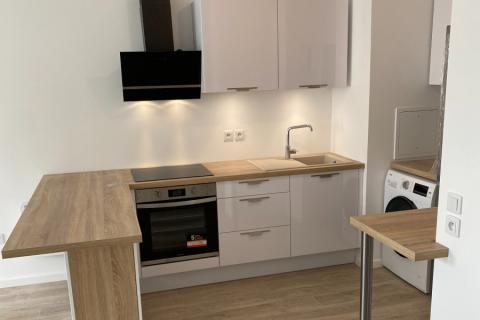 La cuisine de Romain, une cuisine réalisée par SoCoo'c Montévrain