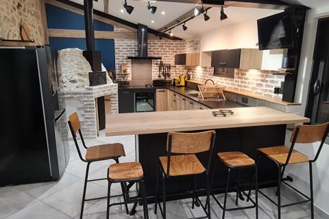 La cuisine atypique de Julien, une cuisine réalisée par SoCoo'c Clermont Riom