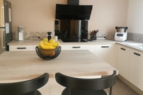 La cuisine de Marina et Brice, une cuisine réalisée par SoCoo'c Châteauroux