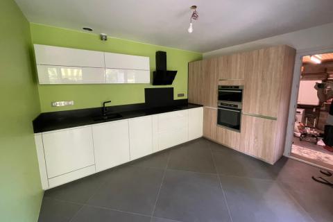 La cuisine de Cyril, une cuisine réalisée par SoCoo'c Montévrain