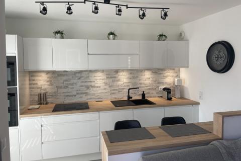 La cuisine de Philippe, une cuisine réalisée par SoCoo'c Montévrain