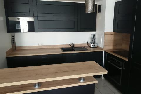 La cuisine de Richard, une cuisine réalisée par SoCoo'c Montévrain