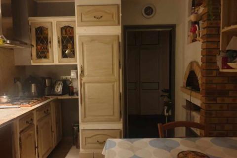 CUISINE PARALLÈLE AVANT APRES, une cuisine réalisée par SoCoo'c Belfort