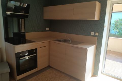 Petits espaces , une cuisine réalisée par SoCoo'c Phalsbourg