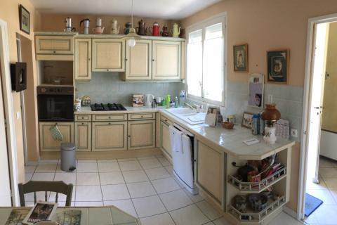 Un très bel avant/après, pour Mr. & Mme. S ! , une cuisine réalisée par SoCoo'c Coignières