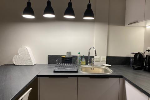 La jolie cuisine d'Isabelle au Touquet, une cuisine réalisée par SoCoo'c Marquette Lez Lille