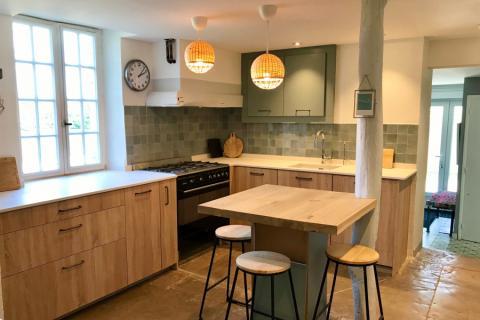 De l'authenticité dans ma cuisine !, une cuisine réalisée par SoCoo'c Bayonne