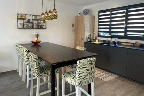 100% Pierre naturelle , une cuisine réalisée par SoCoo'c Phalsbourg