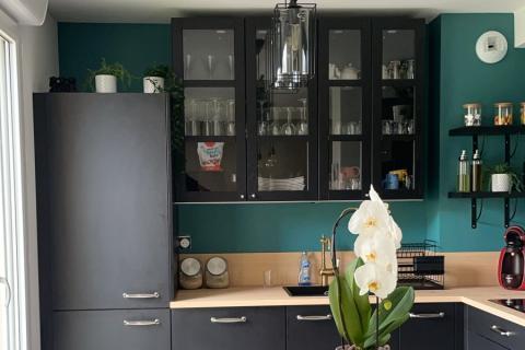 Une cuisine So'Magnific, une cuisine réalisée par SoCoo'c Chambly