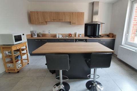 Bienvenue dans la cuisine de Guy, une cuisine réalisée par SoCoo'c Valenciennes