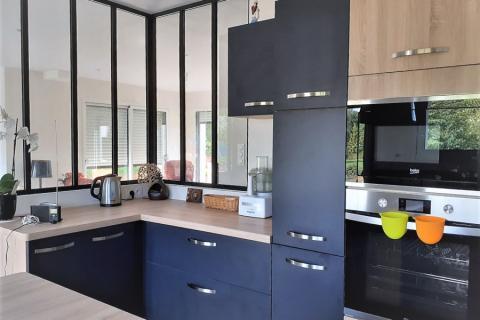 La cuisine de Jean-claude, une cuisine réalisée par SoCoo'c Redon