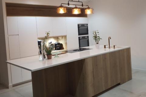 La cuisine de Mr et Mme Y., une cuisine réalisée par SoCoo'c Niort