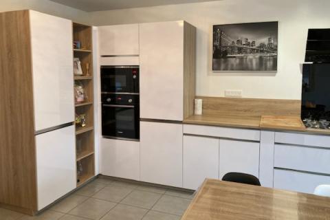 Bienvenue dans la cuisine de Stéphanie et Frédéric , une cuisine réalisée par SoCoo'c Valenciennes
