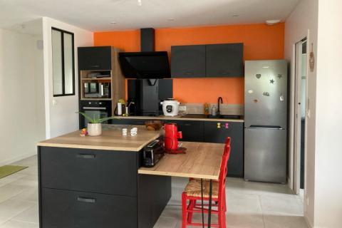 La cuisine d'Agathe, une cuisine réalisée par SoCoo'c Niort