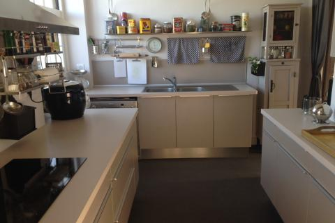Une cuisine optimisée !, une cuisine réalisée par SoCoo'c Saintes
