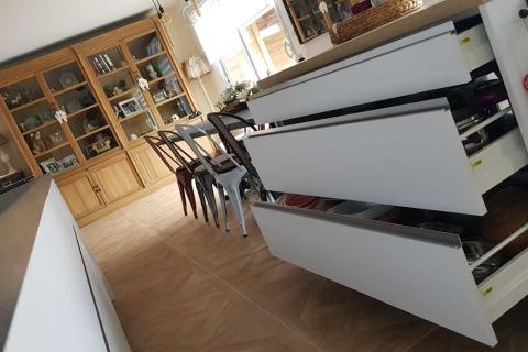 Chez M et Mme O !, une cuisine réalisée par SoCoo'c Lille Englos
