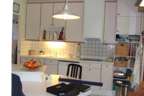 Coup de neuf pour cette ancienne cuisine des 70' !, une cuisine réalisée par SoCoo'c Caen