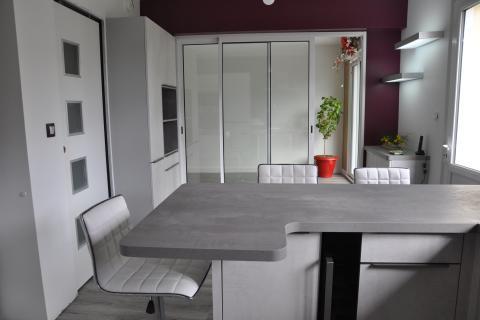 Cuisine moderne et conviviale, une cuisine réalisée par SoCoo'c Cherbourg