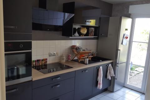 Cuisine type industrielle et design, une cuisine réalisée par SoCoo'c Cholet
