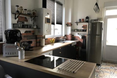 La cuisine moderne et authentique de Mathieu , une cuisine réalisée par SoCoo'c Troyes
