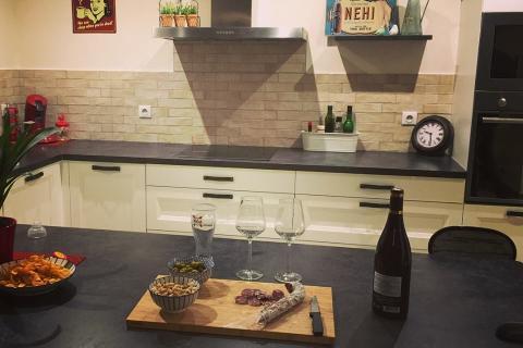 La cuisine de Mr et Mme O., une cuisine réalisée par SoCoo'c Narbonne