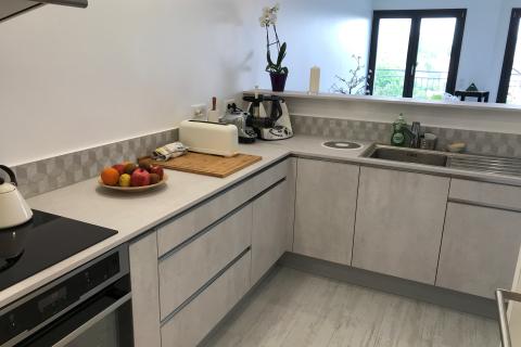 La cuisine d'Isabelle, une cuisine réalisée par SoCoo'c Villiers sur Marne